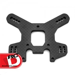 TeknoRC - 5mm Carbon Fiber Shock Towers for the SCT410.3 and EB48SL_2