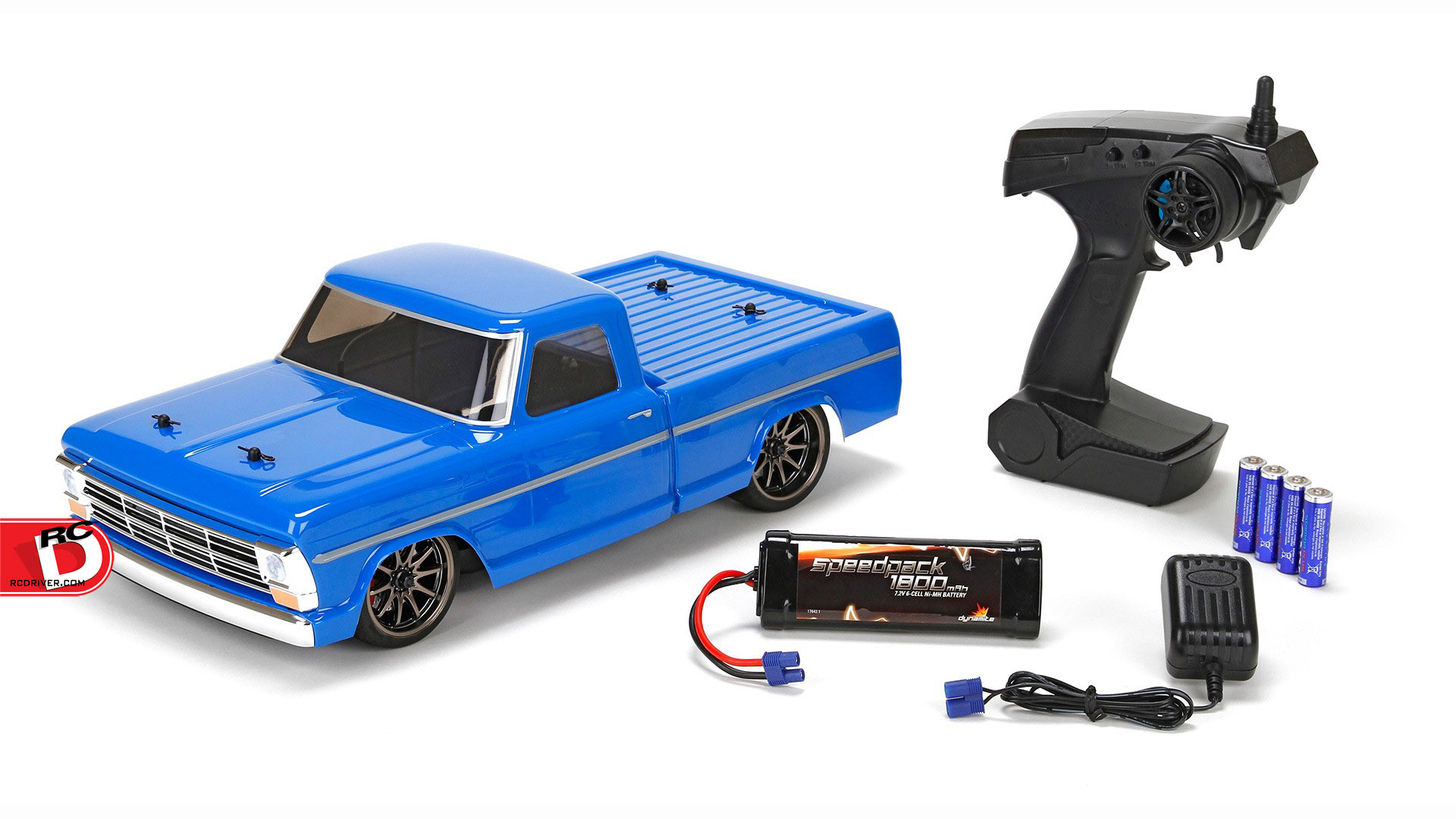 Vaterra 1968 Ford F-100 Pick Up Truck V100-S RTR