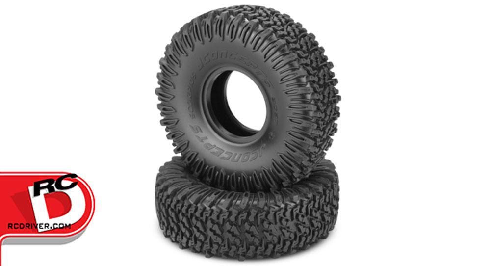 JConcepts Scorpios All-Terrain 2.2″ Racing Tires