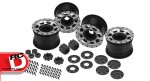 JConcepts Vengeance 2.2″ Wheels for Axial's Yeti