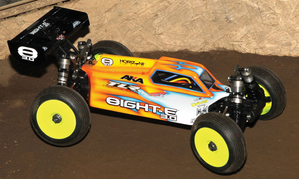Team Losi Racing 8IGHT-E 3.0