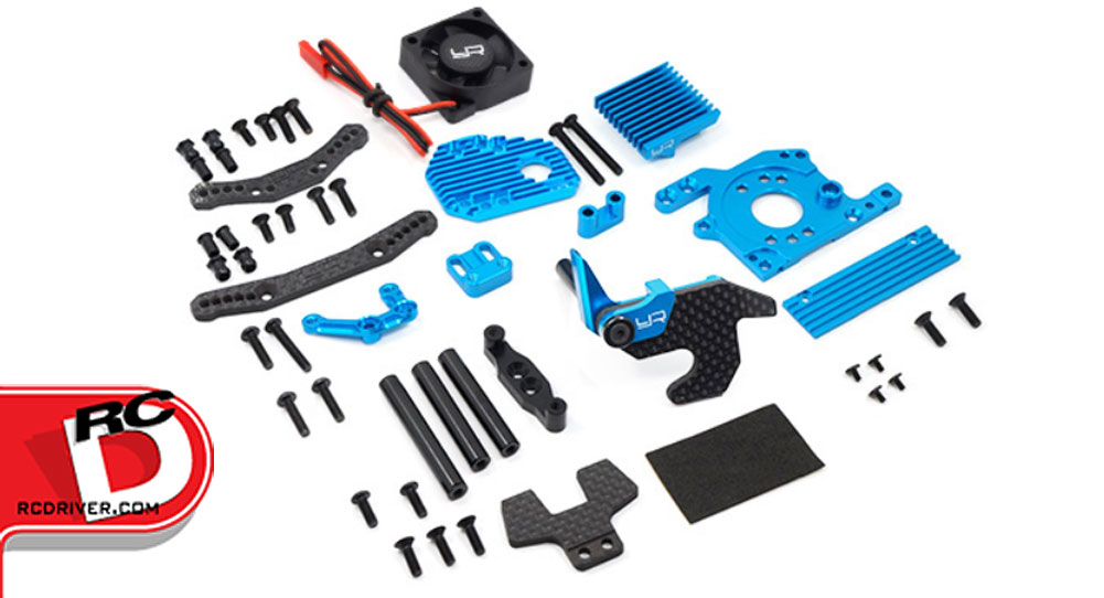 Yeah Racing Upgrade Kit For Tamiya M05