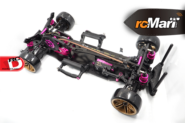 rcMart builds the 3Racing Sakura D4 AWD