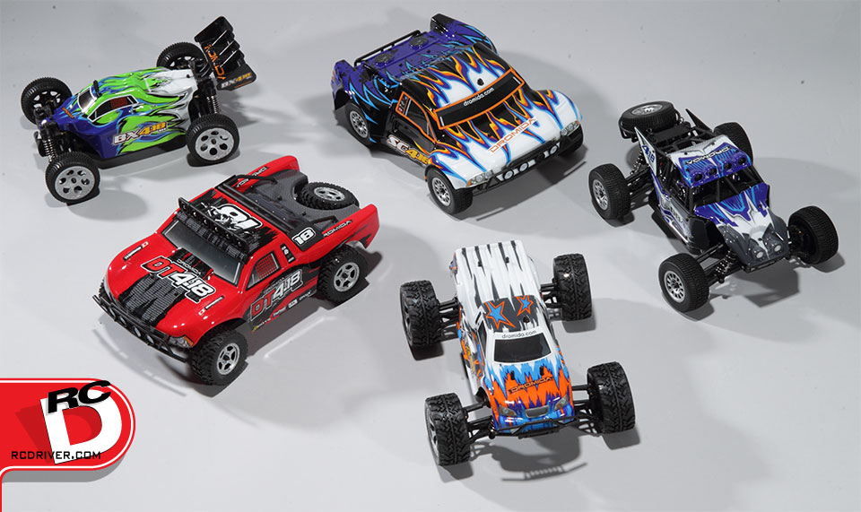 Day 1: Dromida 4.18 BL Car Series Unboxing