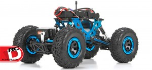 ECX - Temper 1-18th 4WD Rock Crawler