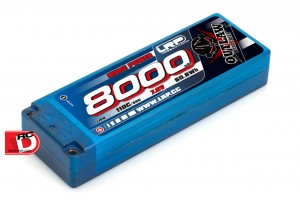 LRP - High Voltage Outlaw Hardcase LiPo Battery Packs