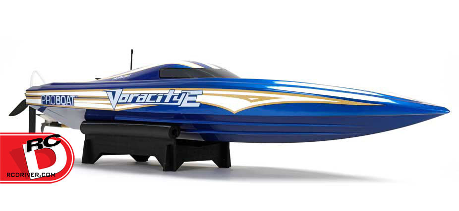 Voracity-E 36 Brushless Deep-V from Pro Boat