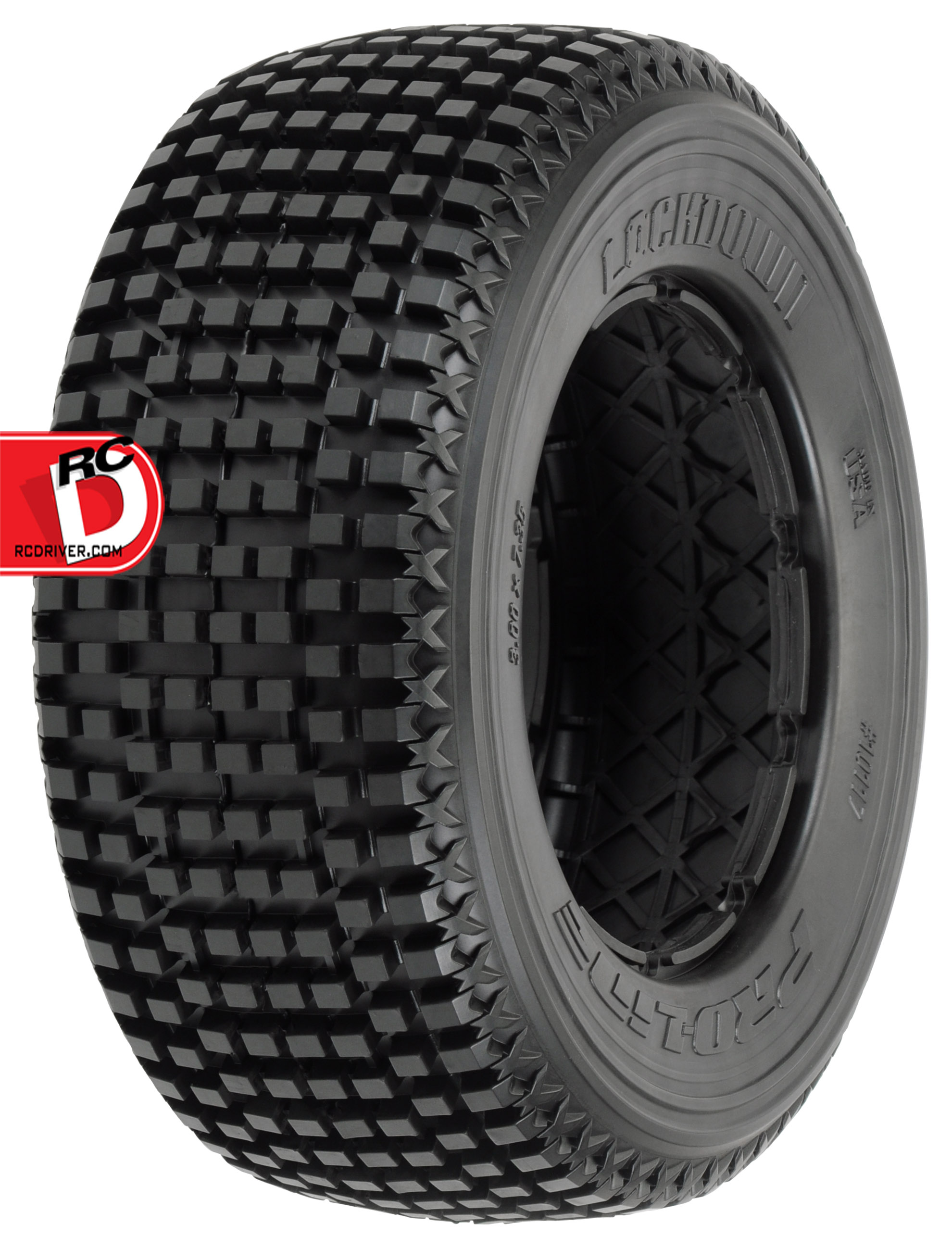 LockDown XTR Tires for the Baja 5SC or Losi 5ive-T