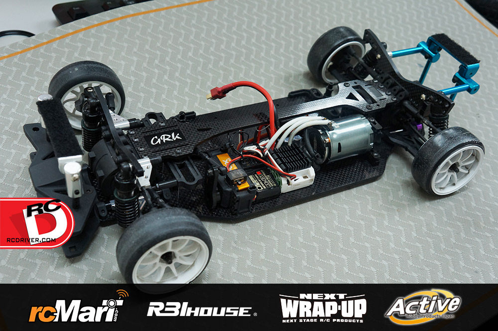 rcMart converts the R31House Grk Global into a RWD Machine