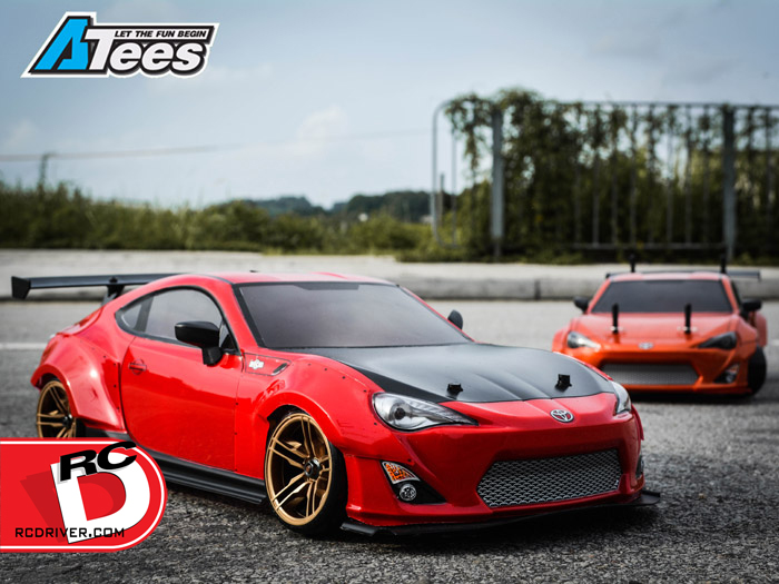 3Racing Sakura D4 RWD Is At AsiaTees & Ready To Ship!