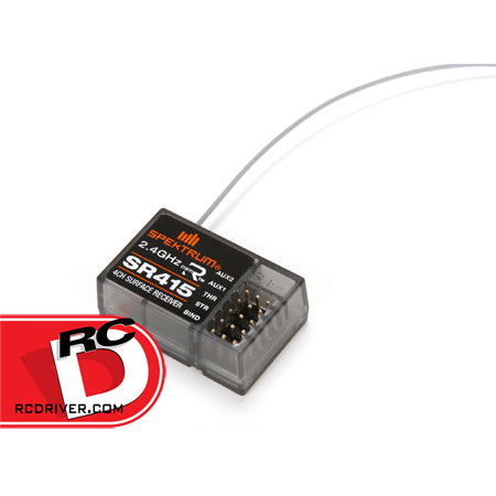 Spektrum SR415 DSMR 4 Channel Sport Receiver
