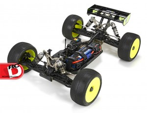 Team Losi Racing - 8IGHT-T E 3.0 Electric Truggy Kit_2