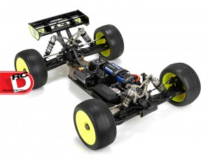 Team Losi Racing - 8IGHT-T E 3.0 Electric Truggy Kit_5