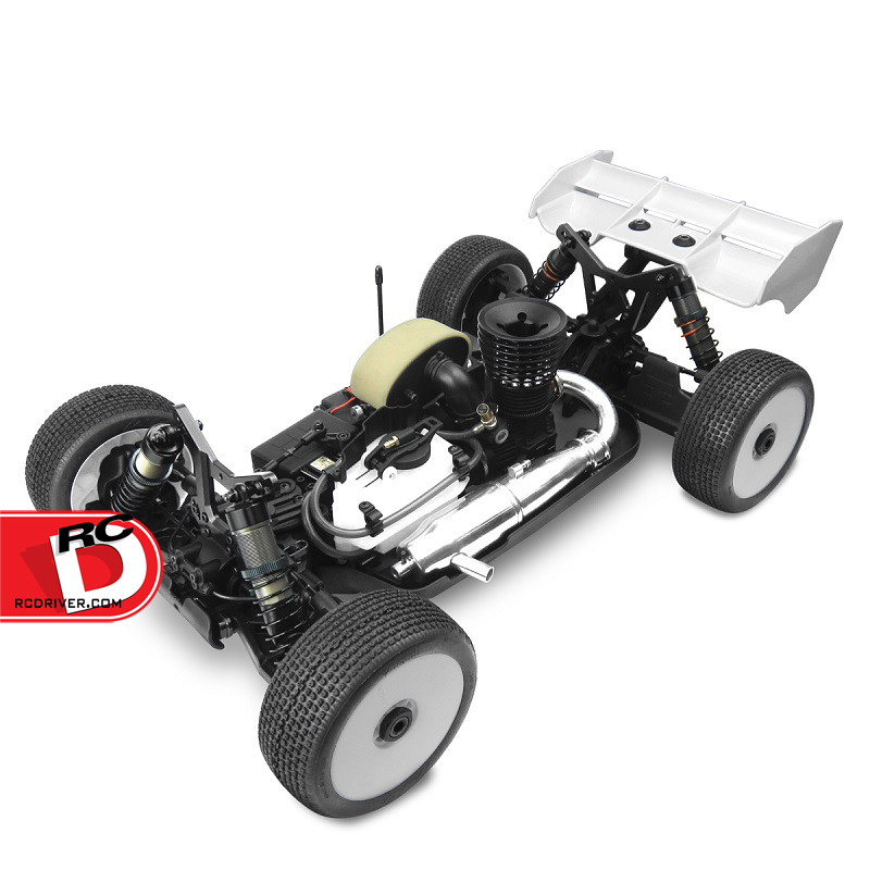 NB48.3 1/8 Nitro Buggy from Tekno RC