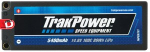 TrakPower - New Lineup of High End LiPo Batteries