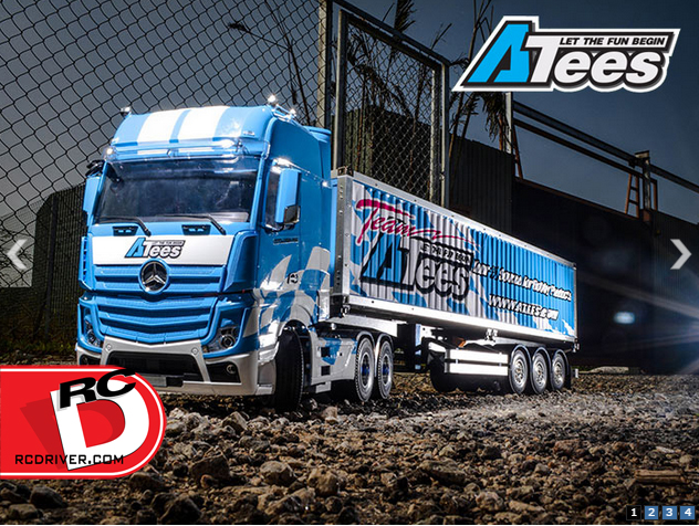 Check Out The Hercules Hobby's 1/14th Scale Tractor Trailer at AsiaTees