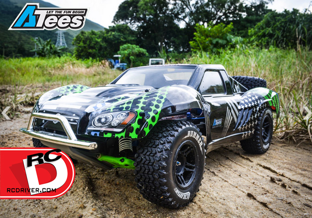 AsiaTees Builds A Loaded Traxxas Slash – You Can Too!