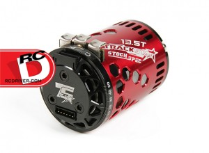 HobbyKing - TrackStar V2 Sensored Brushless Motors