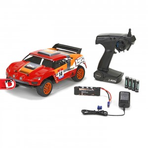 Losi - 1-14-Scale RTR 4WD Desert Truck