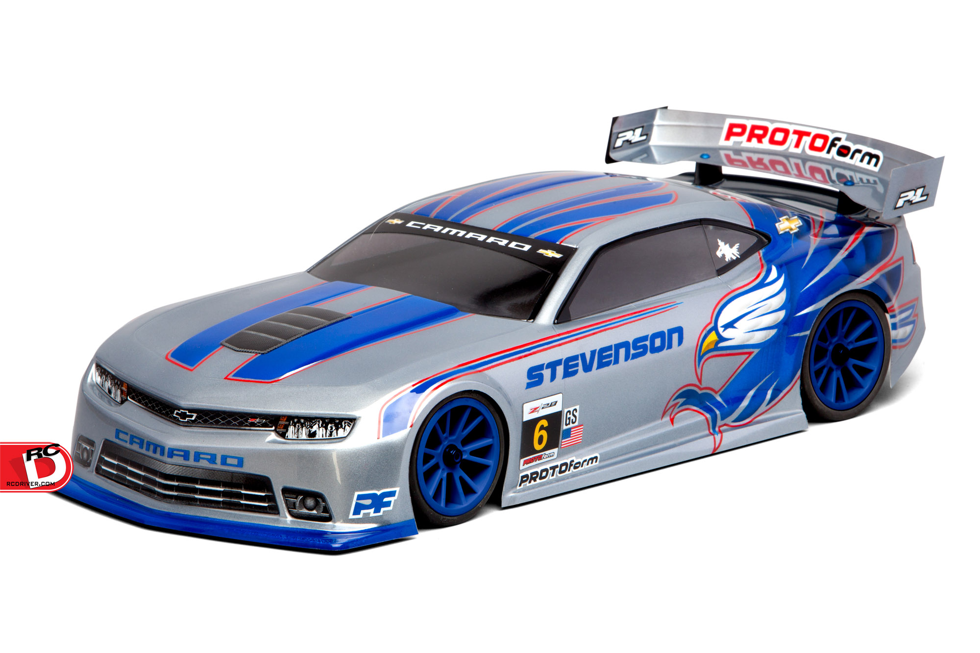 PROTOform Chevy Camaro Z/28 Clear Body