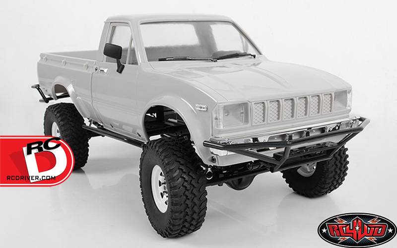 RC4wd Trail Finder 2 Truck Kit with Mojave II Body