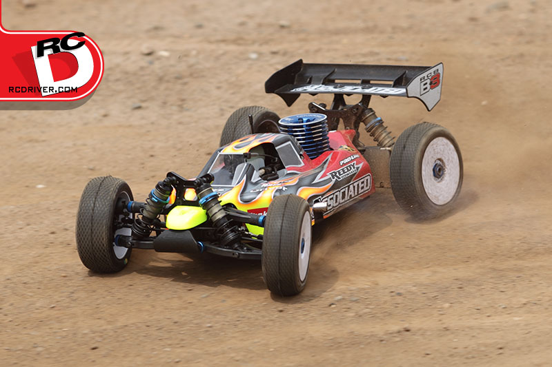 Day 2: Team Associated RC8B3 Feature Report