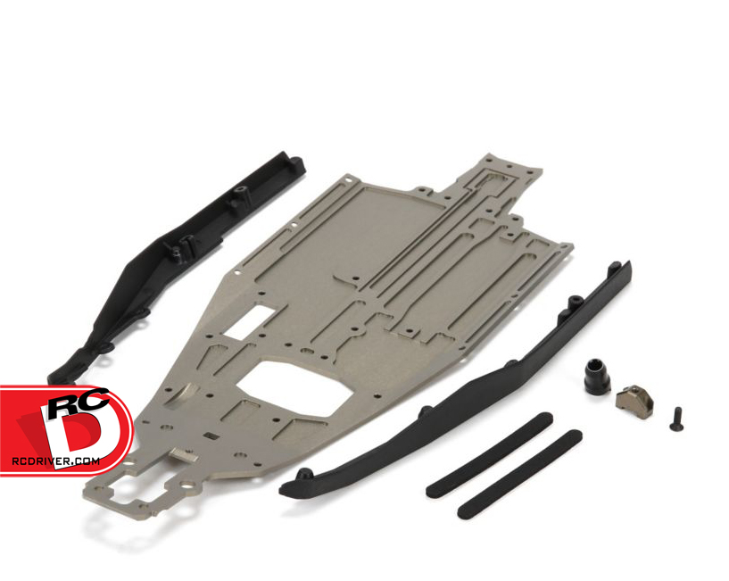 TLR 22-4 Shorty Chassis Conversion Kit