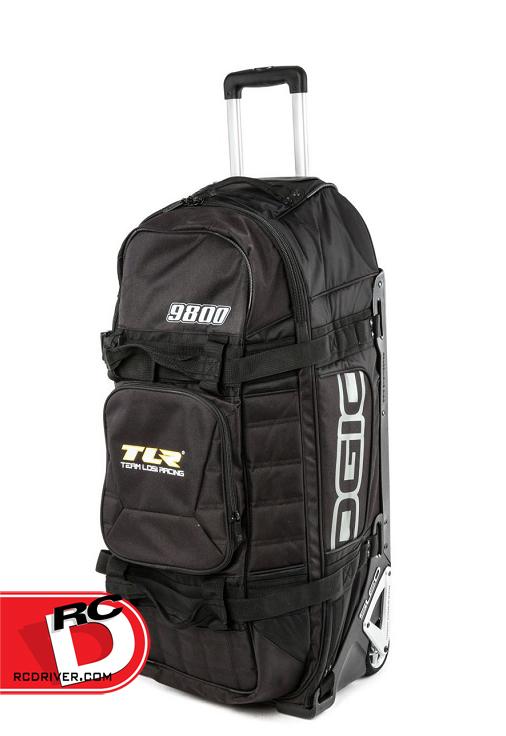 TLR OGIO Backpack and Pit Bag