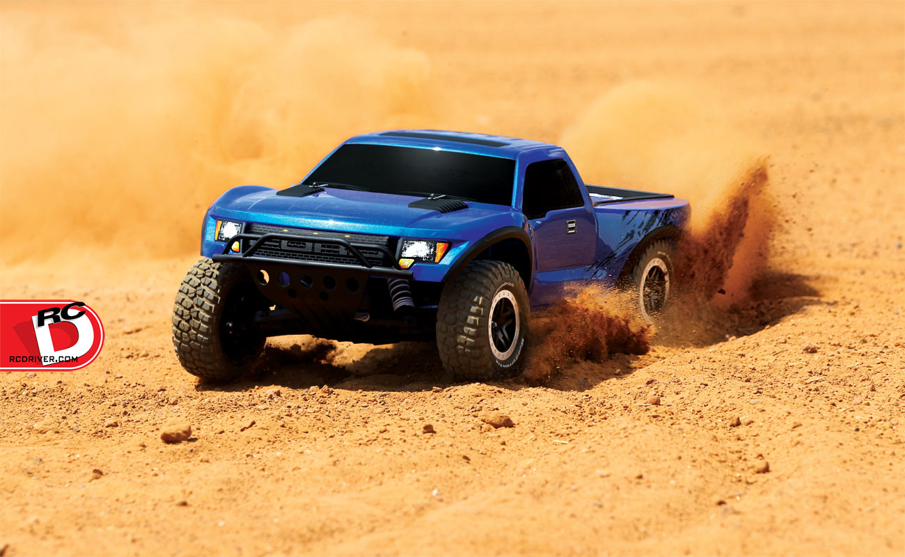 Traxxas Slash Ford F-150 SVT Raptor with OBA