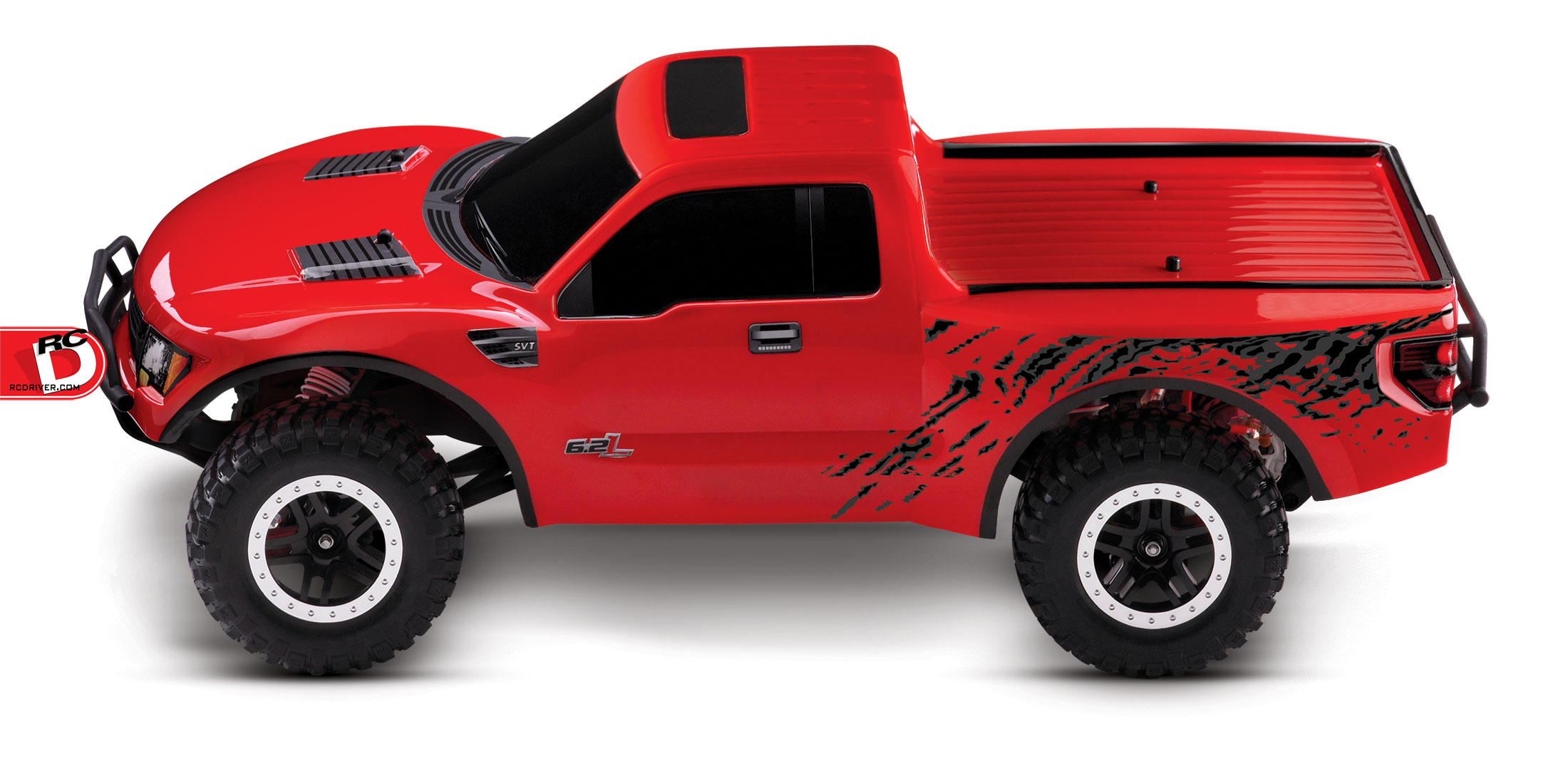 Traxxas Slash Ford F 150 SVT Raptor with OBA