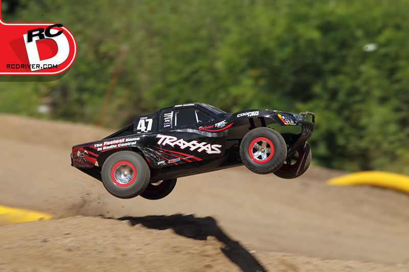 Traxxas Slash VXL with TSM and OBA Action