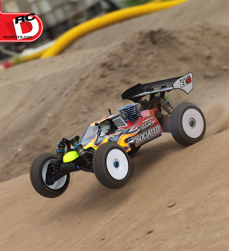 Day 5: Team Associated RC8B3 Vehicle Week Action Video