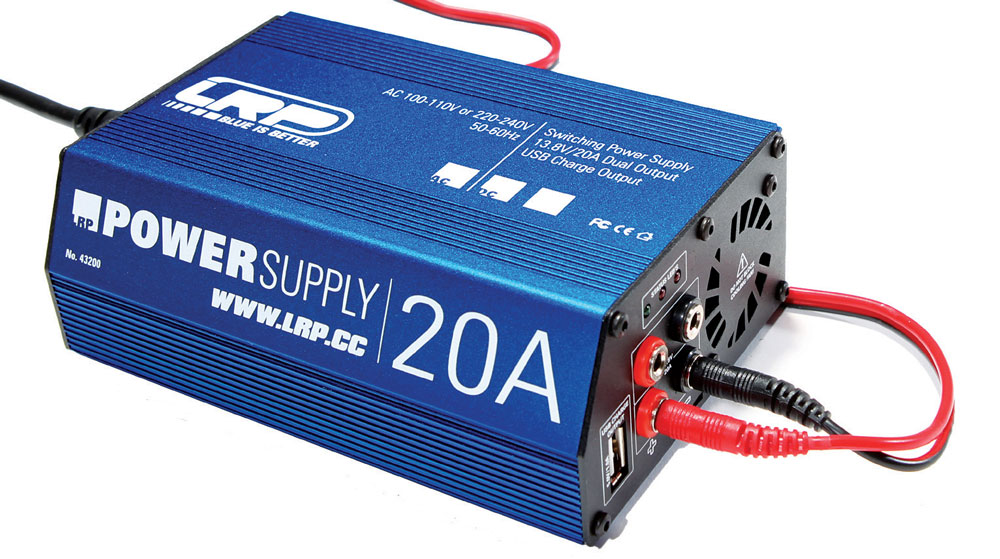 LRP Competition 20A Power Supply