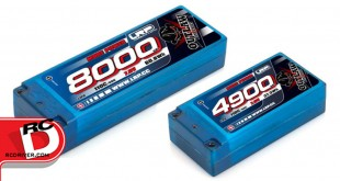 LRP Outlaw Car Line of LiPo Batteries