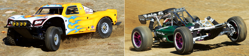 Fab 5 Projects – HPI Baja 5B / Losi 5IVE-T