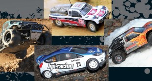 RC Driver Editors Build 3 Different HPI Mini Trophy Trucks