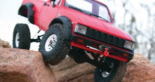 RCD Project: Upgrading the RC4WD Trail Finder 2