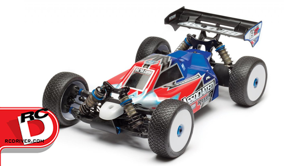 Team Associated RC8B3e Team E-Buggy Kit