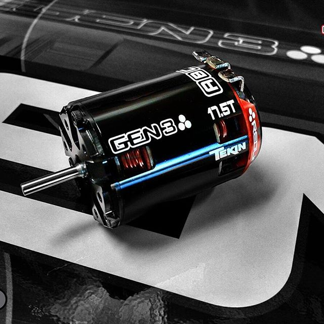 Tekin Redline GEN3 Brushless Motors