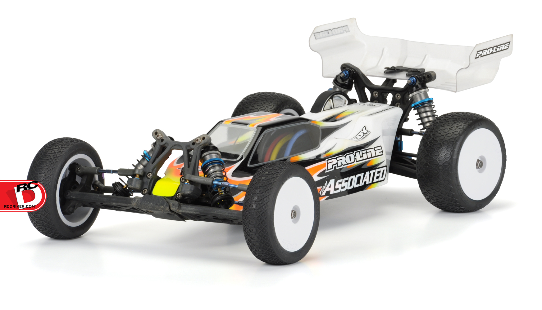 Pro-Line Predator Clear Body For The B5M