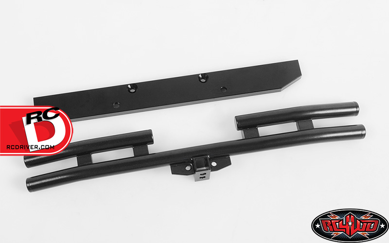 RC4wd Rampage Rear Double Tube Bumper for Trail Finder 2