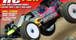 RC Driver Magazine October 2015