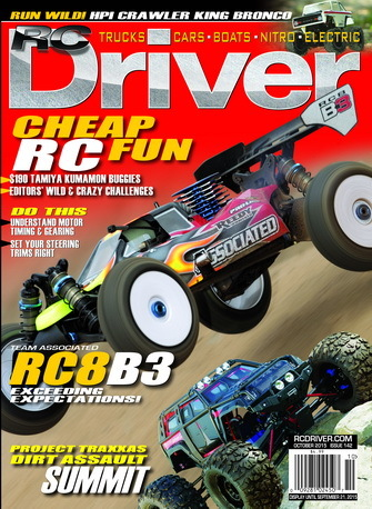 Inside the RC Driver October 2015 Issue
