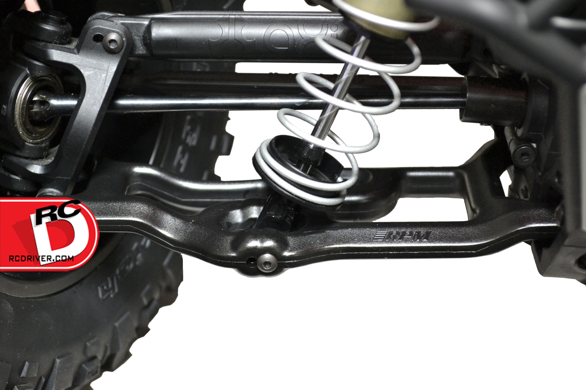 RPM Front Lower A-arms for the Axial Yeti XL
