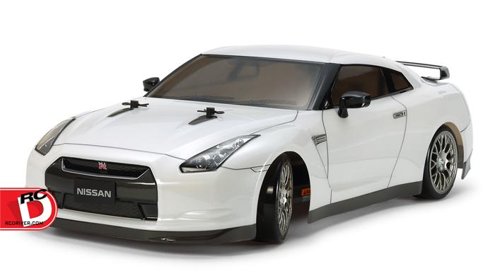 Tamiya Nissan GT-R Drift Spec – TT-02D