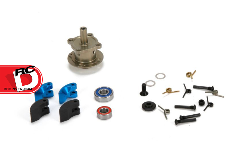 Electric Clutch System For The Team Losi 8E & 8TE