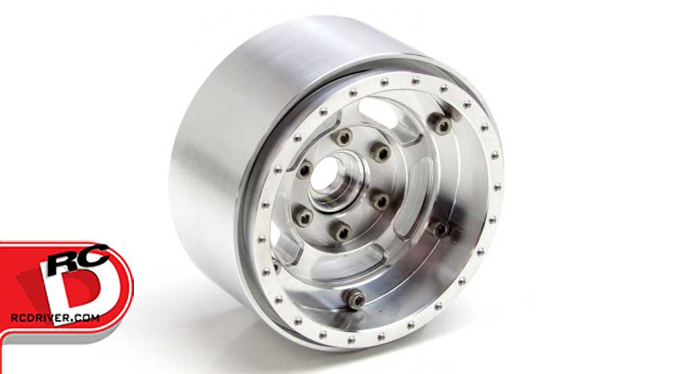 Gear Head RC Scale 1.9 EZ-Lock Beadlock Wheels