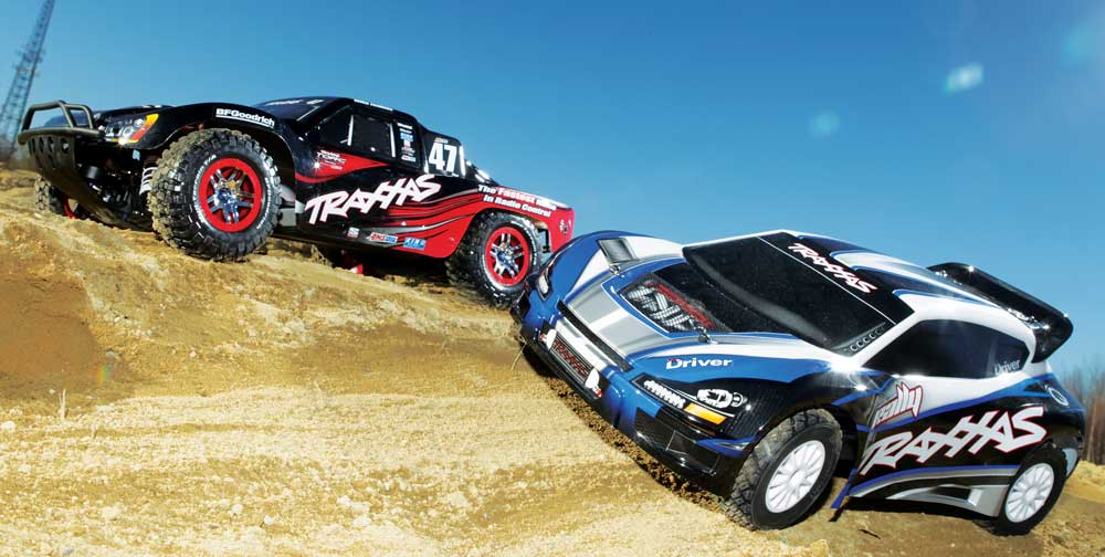 Traxxas Rally vs. Traxxas Slash 4×4