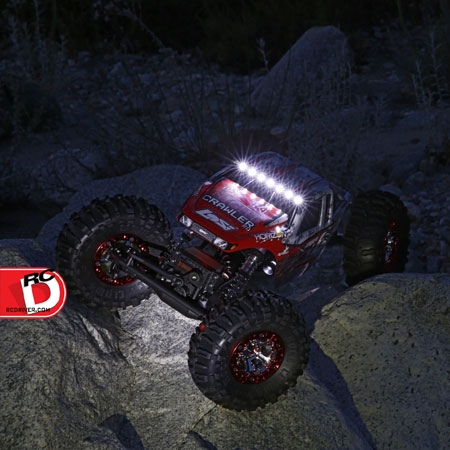 Losi Night Crawler 2.0 4WD Rock Crawler