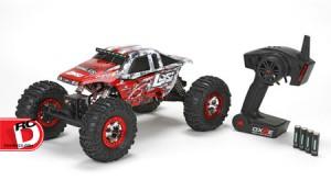 Losi - Night Crawler 2.0 4WD Rock Crawler